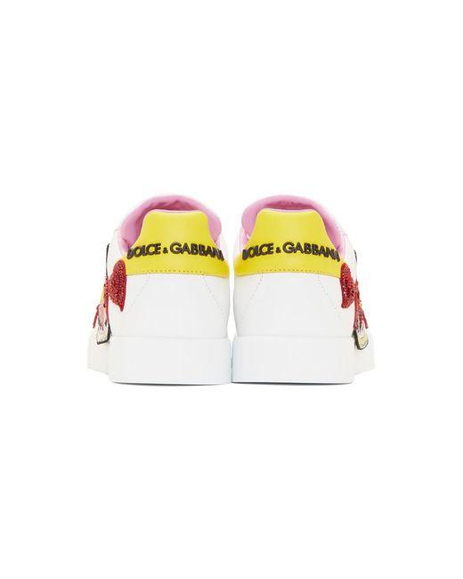 Dolce & Gabbana Dolce & Gabbana Amore Energy Sneakers RGWh4nsJo