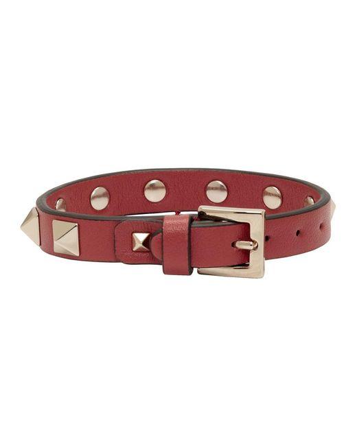 Valentino Red Valentino Garavani Rockstud Bracelet