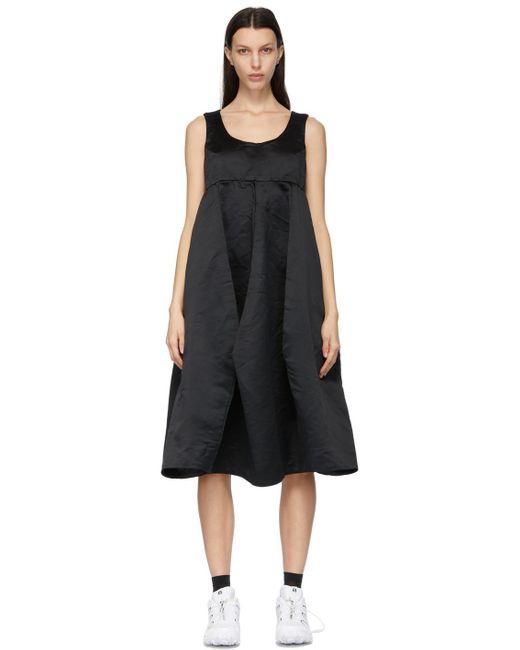 Comme des Garçons ブラック タンク ドレス Black