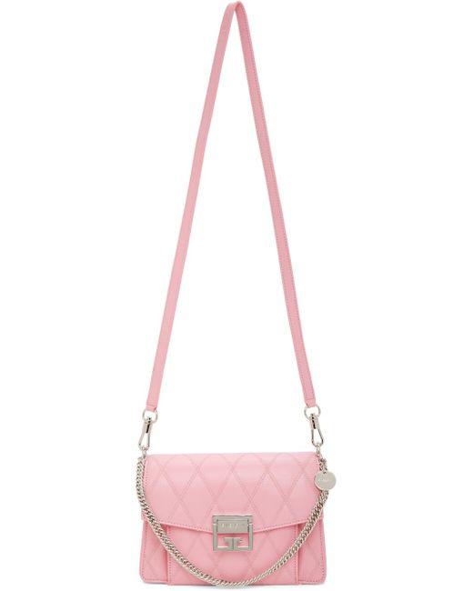 Givenchy ピンク スモール Gv3 バッグ Pink