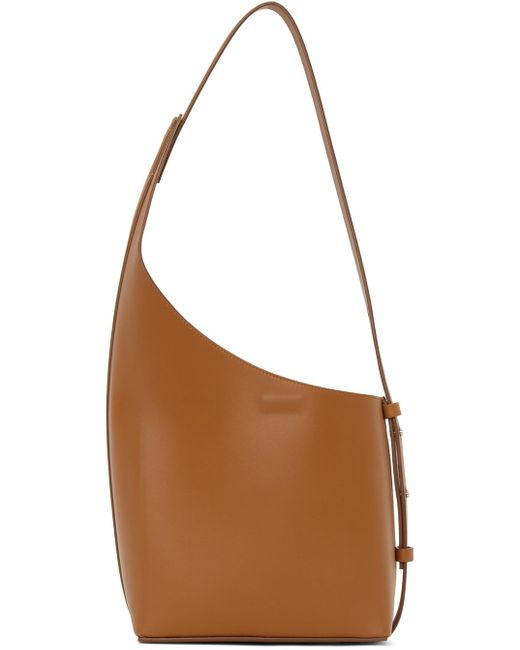 Aesther Ekme タン Demi Lune バッグ Brown