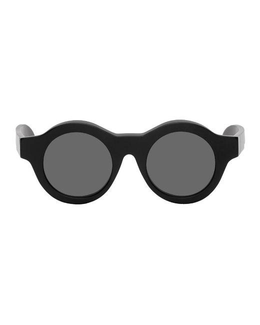 メンズ Kuboraum ブラック A1 Bm サングラス Black