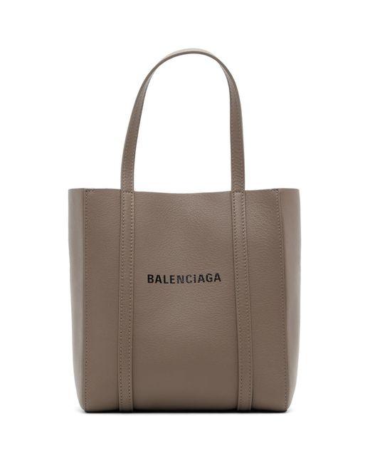 Balenciaga ブラック Xxs Everyday トート Multicolor