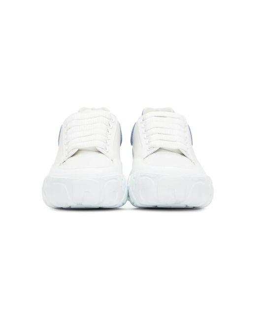Alexander McQueen オーバーサイズ スニーカー White
