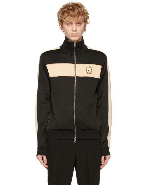 メンズ Alexander McQueen ブラック Badge ロゴ スウェットシャツ Black