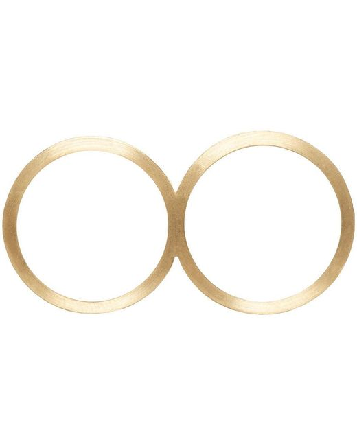 Sophie Bille Brahe | Metallic Gold Double De Perle Ring | Lyst