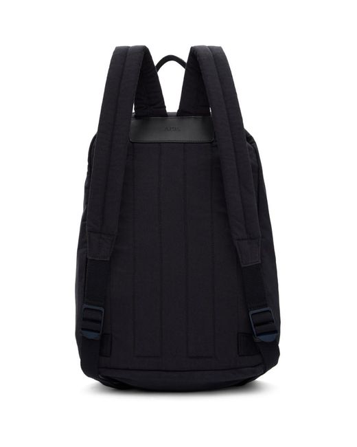 aa50797f26f00f ... A.P.C. - Blue Navy Sadie Backpack for Men - Lyst ...