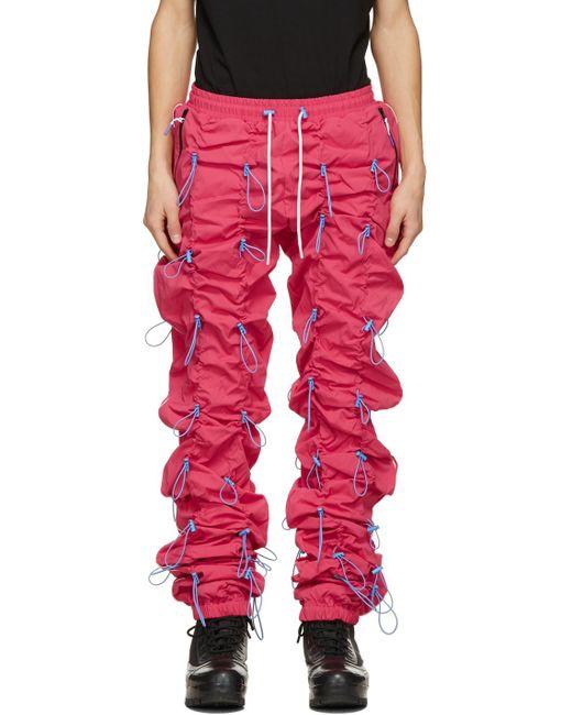 メンズ 99% Is ピンク Gobchang ラウンジ パンツ Pink