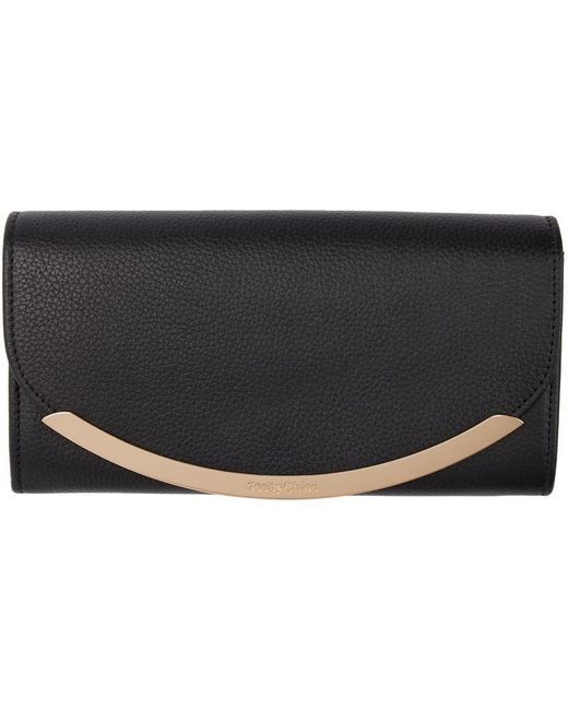 See By Chloé ブラック Lizzie ウォレット Black