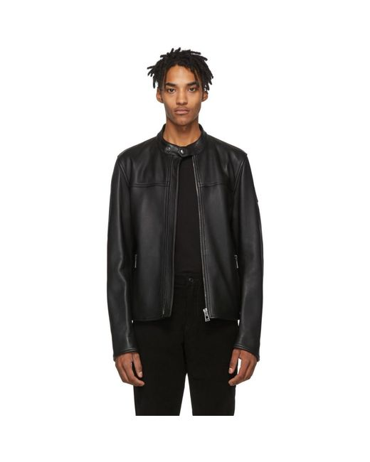 Belstaff Black Pelham Jacket for men