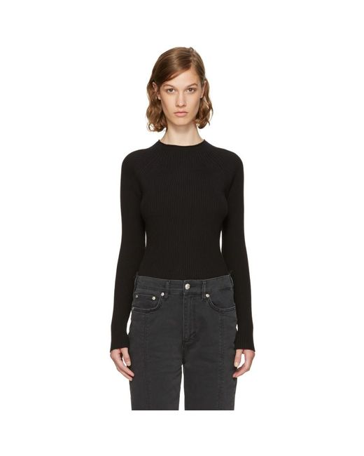 Won Hundred - Black Vega Crewneck Sweater - Lyst