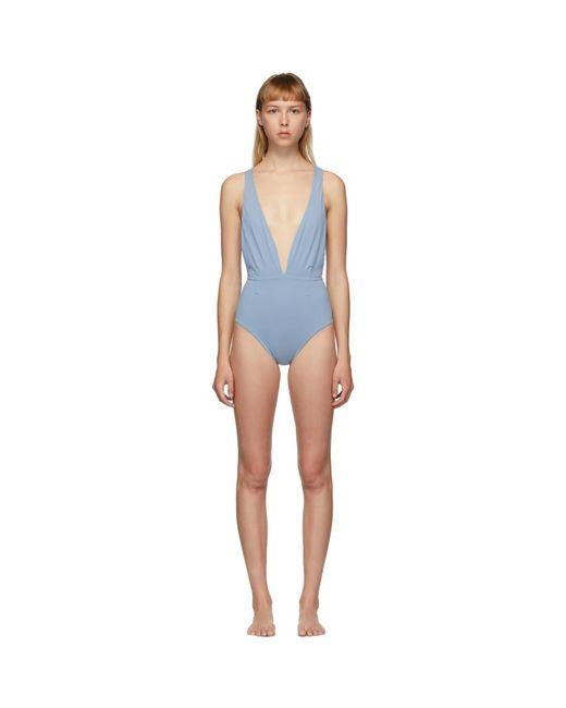 Haight ブルー Marina ワンピース スイムスーツ Blue