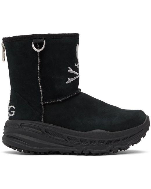 MASTERMIND WORLD Black UGG Edition Ca805 Boots for men