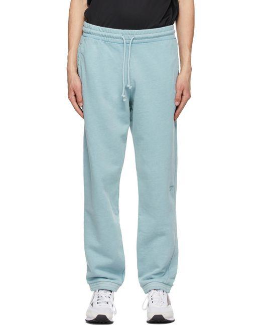メンズ Reebok ブルー Natural Dye ラウンジ パンツ Blue