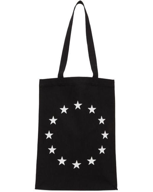 メンズ Etudes Studio Ssense 限定 ブラック Europa トート Black