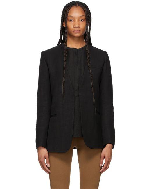 Totême  ブラック Pine Suit ブレザー Black