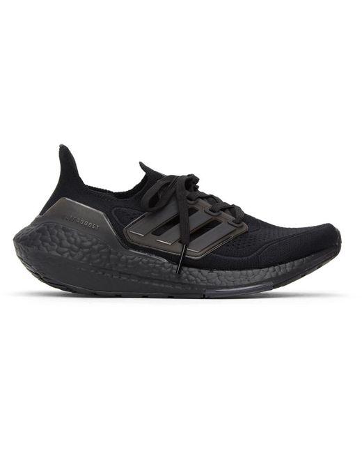 Adidas Originals ブラック Ultraboost 21 スニーカー Black