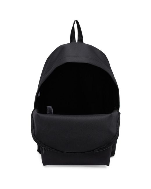 83d07893c7a1 ... Nanamica - Ssense Exclusive Black Twill Daypack Backpack for Men - Lyst