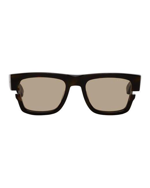 メンズ Dita Eyewear トータスシェル Sekton サングラス Black