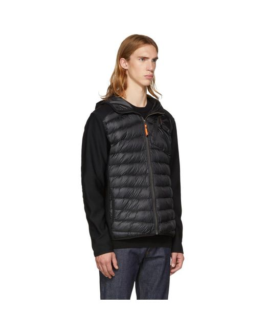 parajumpers WARM UP BLACK