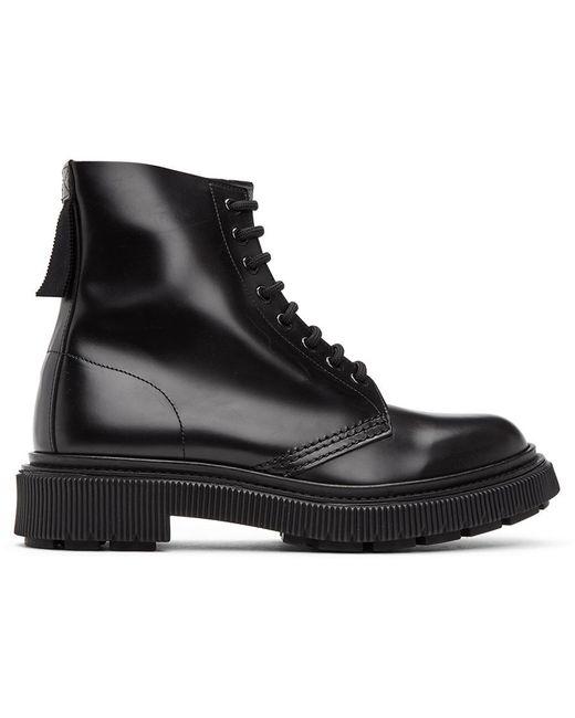 メンズ Etudes Studio Adieu Edition ブラック Type 129 ブーツ Black