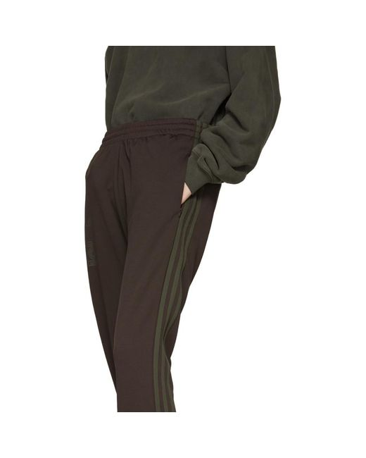 Women's Brown Calabasas Track Trousers