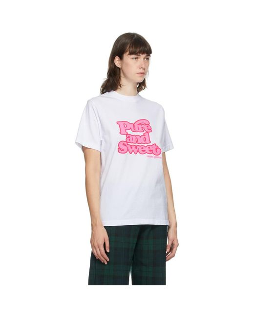 Noon Goons ホワイト Pure And Sweet T シャツ White