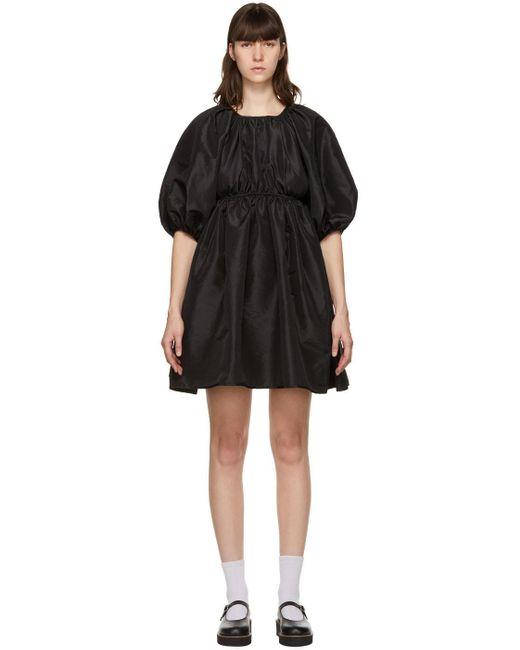 CECILIE BAHNSEN ブラック Ava ドレス Black
