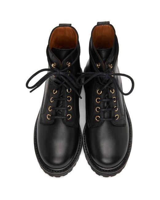 Isabel Marant ブラック Campee ブーツ Black