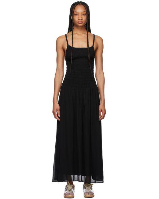 Totême  ブラック Smock ドレス Black