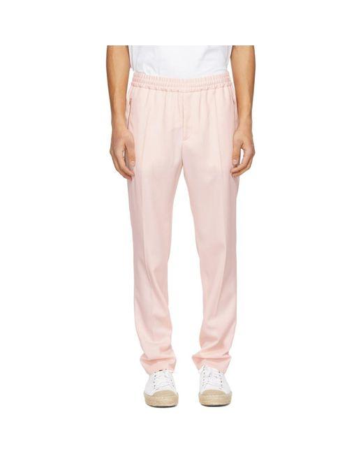 メンズ Stella McCartney Shared コレクション ピンク Piet トラウザーズ Pink