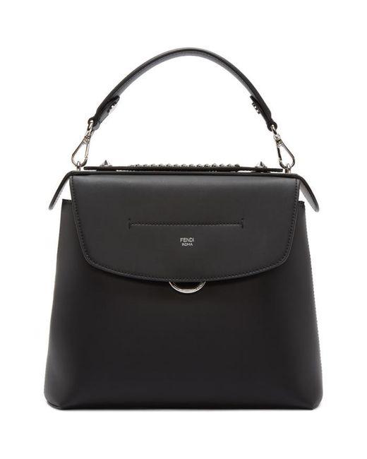 Fendi | Black 'back To School' Backpack | Lyst