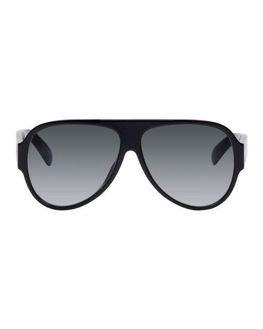 メンズ Givenchy ブラック Gv 7142/s サングラス Black