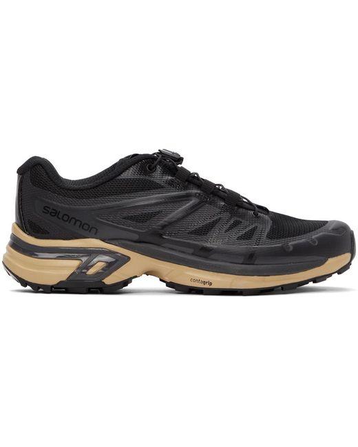 Salomon Black Xt-wings 2 Sneakers