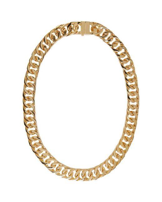 Ambush | Metallic Gold New Classic Chain 2 Necklace for Men | Lyst