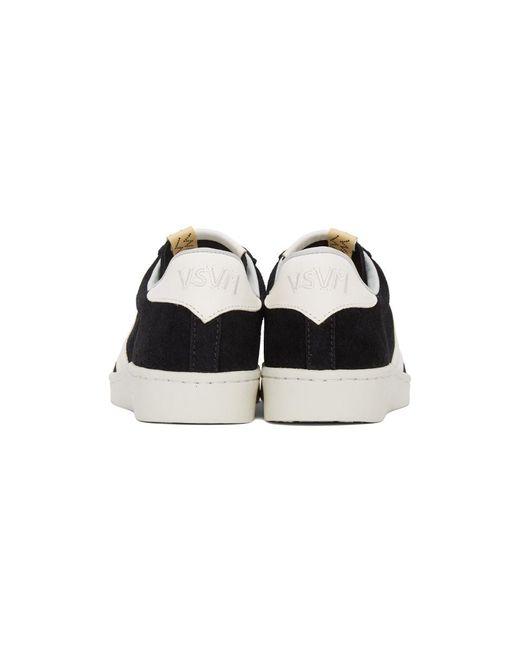 メンズ Visvim ブラック Corda Folk スニーカー Black