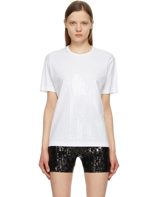 Junya Watanabe ホワイト T シャツ White
