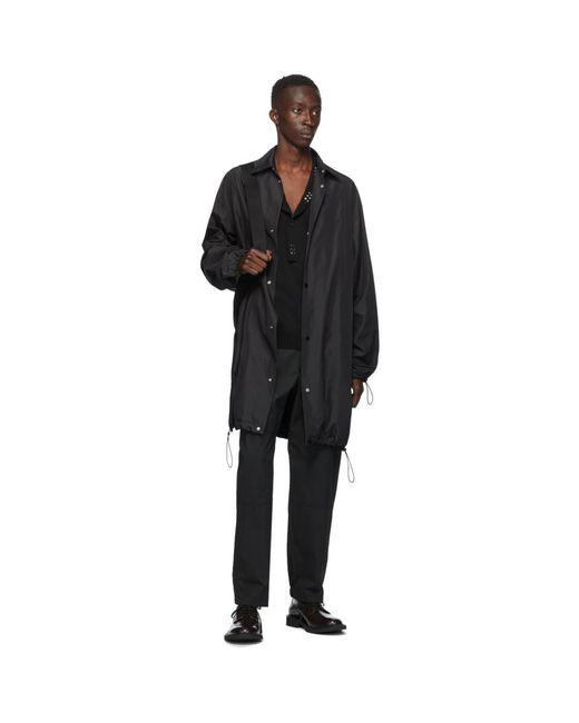 Pochette grise The Body Bottega Veneta pour homme en coloris Gray