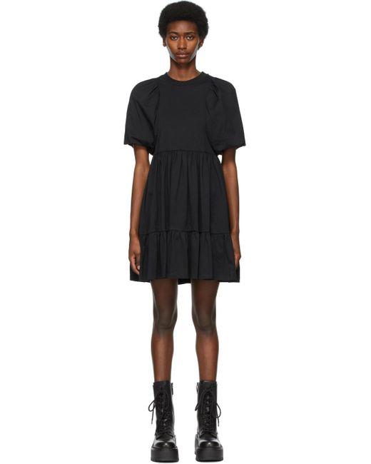 MSGM ブラック ドレス Black