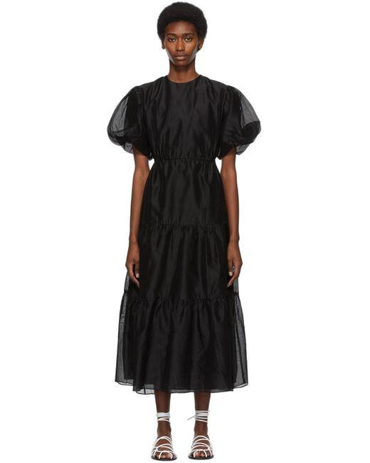 Sir. The Label ブラック Amerie ドレス Black