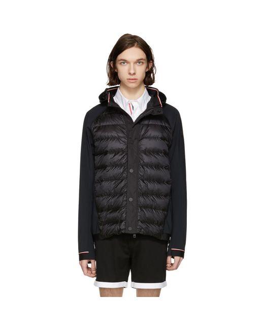 Moncler - Black Gardon Jacket for Men - Lyst