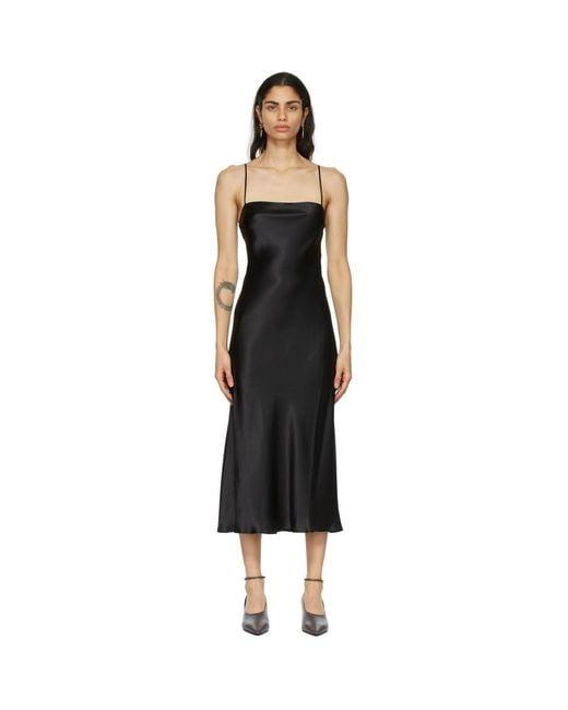 Le Kasha ブラック Hotan ドレス Black