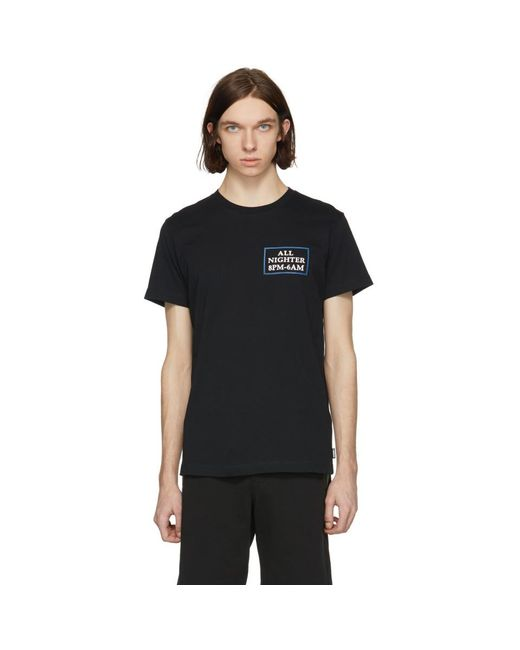 DIESEL - Black T-diego Sw T-shirt for Men - Lyst