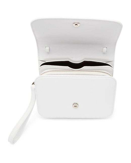 Balenciaga ホワイト スモール B. バッグ White
