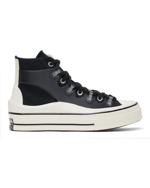 Converse Kim Jones エディション ブラック Chuck 70 ハイカット スニーカー ウィメンズ Black