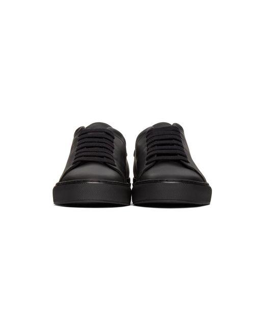 メンズ Axel Arigato ブラック Clean 90 スニーカー Black