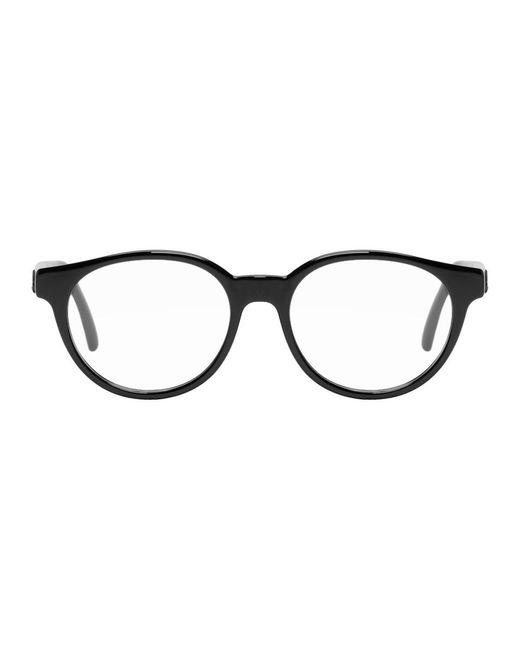 メンズ Saint Laurent ブラック Sl 321 メガネ Black