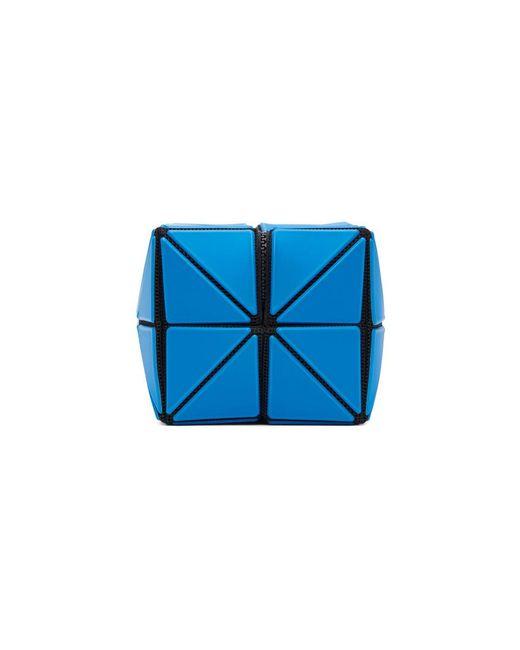 メンズ Bao Bao Issey Miyake ブルー Lucent Frost ポーチ Blue