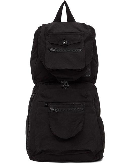 Hyein Seo ブラック Foldable バックパック Black