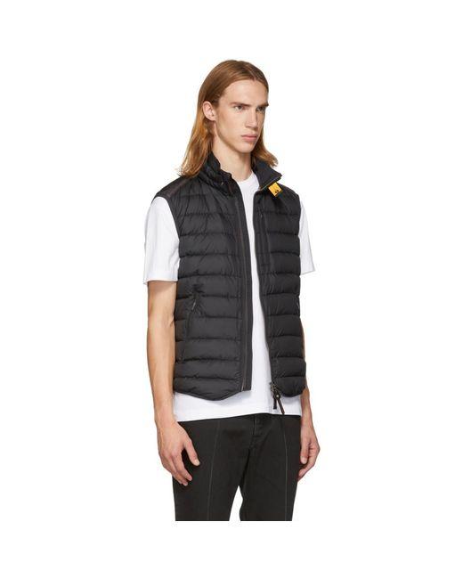 ... Parajumpers - Black Super Lightweight Perfect Vest for Men - Lyst ...